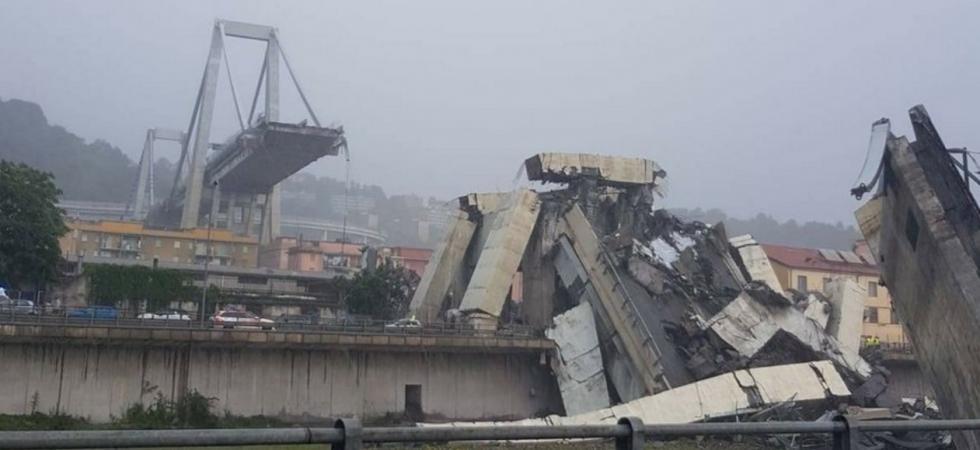 Autostrade viadotto crollo crisi