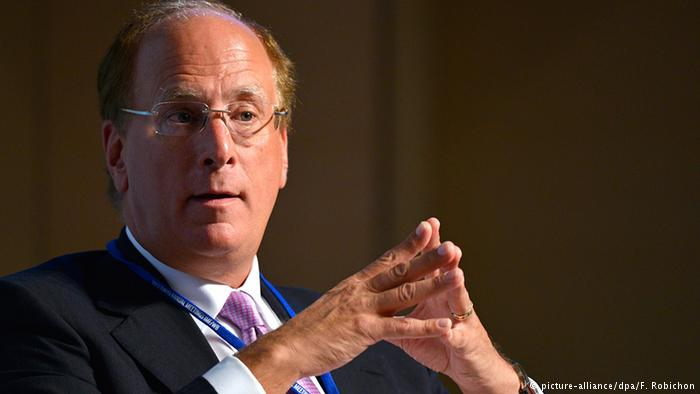 LARRY FINK - CEO Blackrock