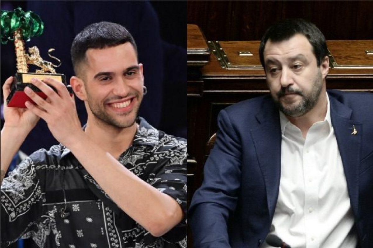 Perché Matteo Salvini ha cambiato idea su Mahmood