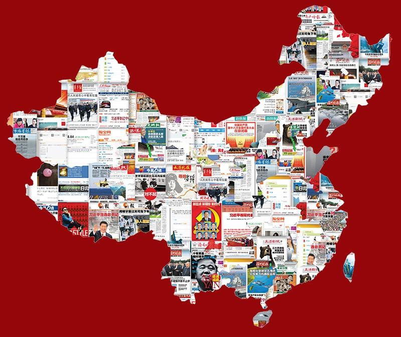 L'esportazione del modello mediatico cinese