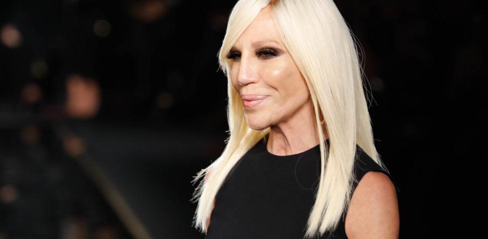 """Gaffe"" Versace su Hong Kong, chiede scusa anche Donatella"