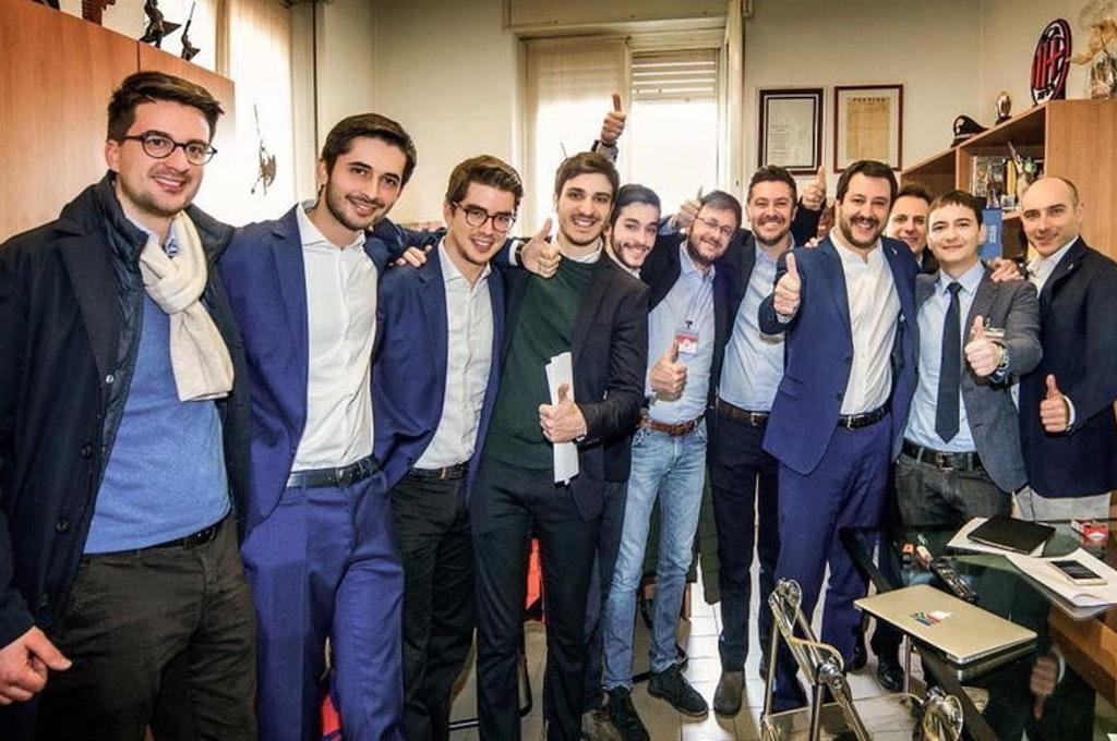 Dalla Bestia di Salvini a Giorgia Meloni: il setaccio di Report sulla comunicazione social della destra italiana