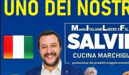 La pagina Milf con Salvini è satirica ma i leghisti non se ne sono accorti