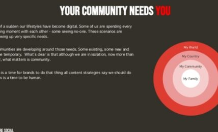 Come gestire la comunicazione social di brand e imprese in questa crisi? Undici strategie suggerite da We Are Social