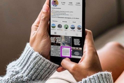 """L'accusa all'algoritmo di Instagram: """"Un circolo vizioso, favorisce le foto seminude"""""""