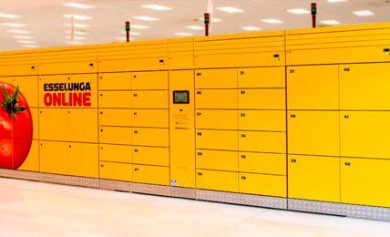 Esselunga mette i suoi locker negli ospedali e regala tempo ai dipendenti