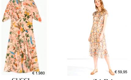 La ragione del successo del fast fashion? l'imitazione