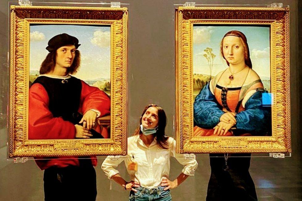 Uffizi, su Tik Tok è il museo d'arte più seguito al mondo