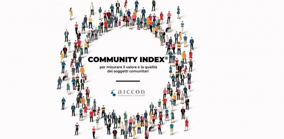 Community Index®, per misurare il valore e la qualità dei soggetti comunitari